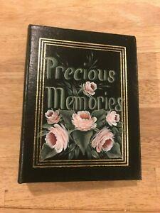 "New - Precious Memories Photo Album -  92 Pages - Fits Photos Sized 6"" x 4.25"""