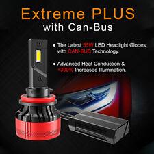 H3 LED Conversion Kit Bulb Upgrades - PRO EXTREME PLUS - 10,000 Lumen