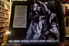 Neil Young Official Releases Series Volume 3 Discs 8.5 - 12 5xLP new vinyl box