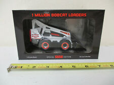 Bobcat S650 Skid Loader One Millionth Special Edition  1/25th Scale !