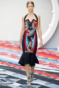 Peter Pilotto Spring 2013 dress