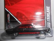 Hot Wheels 2010 Hot Wheels Garage Series '66 Ford Fairlane (Black)