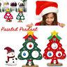 PT_ Cn _ Mini Albero di Natale Tavolo Decor Festa Ornamento Vacanza Forniture