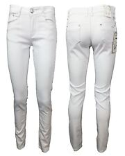 LADIES COLOURED STRETCHED SKINNY JEGGINGS JEANS SIZE UK6-14
