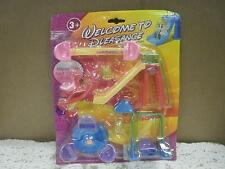 New Toy Closeouts- 1.49 Each- Mix & Match- Welcome To Pleasance Park- L29