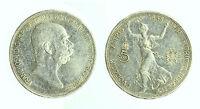 pcc1808_1) AUSTRIA 5 CORONA 1908 FRANZ JOSEPH