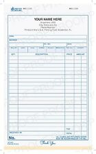 Custom Printed Sales Invoice Books - Receipt Books - GP-153