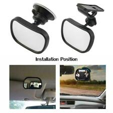 1Pc Baby Car Mirror Back Seat Rear Ward Safety View For Infant Sucker & I5R5