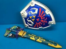 The Legend of Zelda - Link Shield and Hylian Sword / Costume / Cosplay Disguise