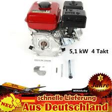 5,1 kW Benzinmotor Standmotor Kartmotor 4 Takt Motor Einzylinder 3.6L Fuel Neu