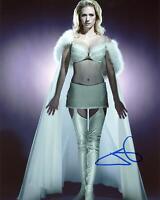 """January Jones """"X-Men: First Class"""" AUTOGRAPH Signed 8x10 Photo B"""