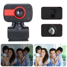 HD USB Webcam W/ Microphone For PC  Laptop Desktop Computer Video Web Camera