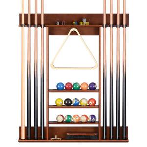 Snooker Cue Hanger Snooker Pool Billiard Table Cue Wall Hanger Holder Rod Rack Stick Holder Tool Accessory