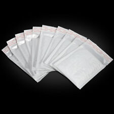 10Pcs/SET Lot Poly Bubble Mailers Padded Envelopes Shipping Bags Self Seal FT