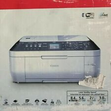 Canon PIXMA MX860 Wireless Office All-In-One Inkjet Printer with Fax