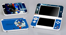 Sonic 333 Vinyl Decal Cover Skin Sticker for Nintendo 3DS XL/LL
