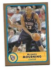 Alonzo mourning - 2005-06 bazooka oro paralelo set - #164