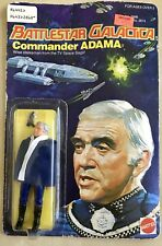 Majestic International Corporation Battlestar Galactica Adama Action Figure