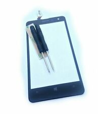 For Nokia Lumia 625 Replacement Touch Screen Digitizer Lens Front Glass Black