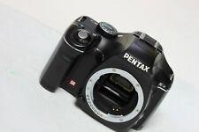 Pentax  K-x 12.4MP Digital SLR Camera body NICE