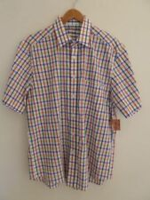 R.M. Williams Regular Striped Casual Shirts for Men