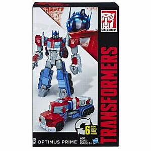 Transformers Toys Heroic Optimus Prime Action Figure Timeless Large-Scale Figure