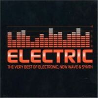 THE VERY BEST OF ELECTRONIC, NEW WAVE & SYNTH various (2x CD Album) Synth-pop,