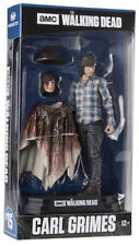 """Carl Grimes McFarlane TOYS AMC THE WALKING DEAD COLOR TOPS FIGURE 7"""" In Stock"""
