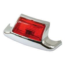 Heck Fender Tip mit Licht, rot, für Harley - Davidson FL, FLT, FLST 80-99