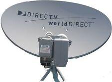 "DIRECTV WORLD DIRECT INTERNATIONAL 36"" DISH DIRECTTV WORLD DIRECT COMPLETE DISH"