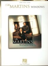 THE MARTINS Gospel Songbook WINDOWS 1999 Hal Leonard PB Piano Vocal Guitar