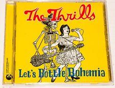 The Thrills - Let's Bottle Bohemia  (CD, 2005, Virgin)
