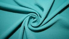 Jade #139 Bullet Double Knit Stretch Poly Lycra Spandex Fabric BTY