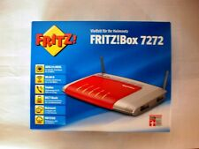 AVM FRITZ! Box 7272 Wlan Router (ADSL, 450 Mbit/s, DECT-Basis, Media Server)