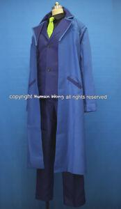 The Venture Brothers Blue Morpho Cosplay Costume Custom Made <lotahk>