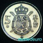 ESPAÑA 1975 *76. 5 PESETAS SIN CIRCULAR.