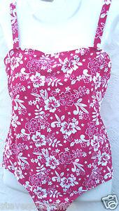 ladies  swimwear swimming costume  size 14 new..