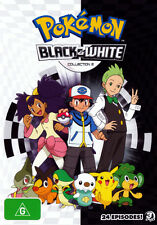 Pokemon - Black & White : Season 14 : Collection 2 (DVD, 2012, 3-Disc Set)