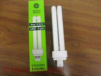 General Electric F18DBX /841/ECO4P Fluorescent Lamp