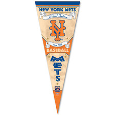New York Mets Retro Pennant