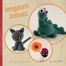 USED (LN) Amigurumi Animals: 21 Cute Crochet Patterns by Susan Yeates