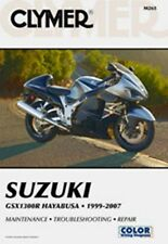 Clymer M265 Service Manual for 1999-07 Suzuki GSX1300R Hayabusa