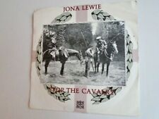 "JONA LEWIE Stop The Cavalry 1978 UK 7"" single PS ex-/vg"