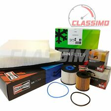 Champion Complete Filter Service Kit for FORD MONDEO Mk 4 - 2.0TDCi - 2012-2014