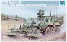 Trumpeter 1/35 M1132 Stryker Engineer Vehicle w/Mine Roller #01574 #1574