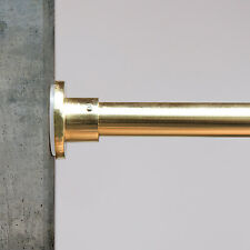 RoomDividersNow Tension Curtain Rods, Sizes Available from 28in-150in