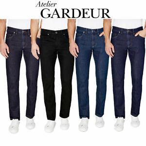 Atelier GARDEUR Jeans NEVIO-11 Regular Fit Herren Hose Straight Leg Denim NEU