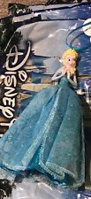BNWT Walt Disney World Elsa Frozen Christmas Tree Decoration 100% Genuine