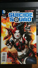 New Suicide Squad # 4 New 52 Jan 2015 Harley Quinn DC - VF