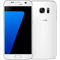 "Samsung Galaxy S7 G930T T-Mobile (Débloqué sim)32GB 5.1"" Téléphone 12.0MP- Blanc"